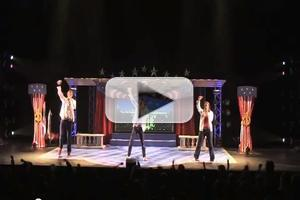 STAGE TUBE: First Look at ROCK THE PRESIDENTS