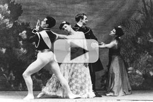 STAGE TUBE:  Antony Tudor's LILAC GARDEN Premiere, January 26, 1936