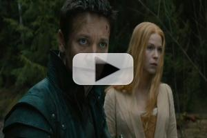 BWW TV: Jeremy Renner and Gemma Arterton Talk HANSEL & GRETEL