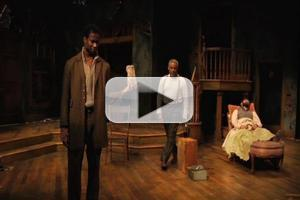 BWW TV: First Look at Derek Gaspar, Sean Parris and Tim Edward Rhoze in Northlight's THE WHIPPING MAN