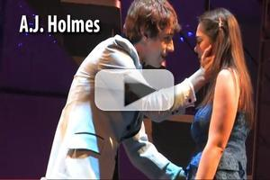 STAGE TUBE: Joe Cassidy, Kendra Kassebaum, Andrea Ross and More in ATC/San Jose Rep's NEXT TO NORMAL - Highlights!