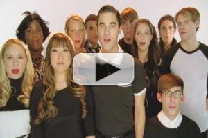 VIDEO: GLEE 'Naked' Sneak Peek - New Directions Performs 'This Is The New Year'