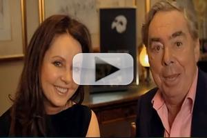 STAGE TUBE: Andrew Lloyd Webber and Sarah Brightman's Joint Interview About Phantom's 25th Anniversary