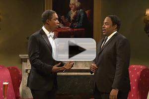 VIDEO: SNL's 'Obama & MLK' Cold Opening