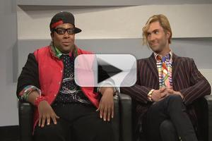 VIDEO: SNL's Unorthodox 'Advice Show'