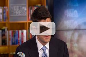 UPDATED VIDEO: Paul Ryan Talks 2012 Presidential Election on MEET THE PRESS