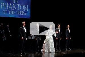 BWW TV Special: THE PHANTOM OF THE OPERA's 25th Anniversary Curtain Call - Boggess Sings with Jones, Karimloo, Joback & Panaro Plus Speeches & More!