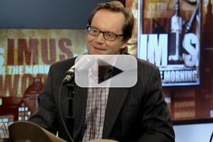 STAGE TUBE: Michael Riedel Talks MAMMA MIA and More With Don Imus