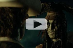 VIDEO: Sneak Peek of Disney's THE LONE RANGER Superbowl Spot