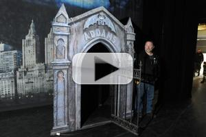 STAGE TUBE: Go Behind the Scenes with the ADDAMS FAMILY Tour!