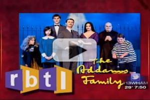 STAGE TUBE: THE ADDAMS FAMILY's Jennifer Fogarty Discusses Family Troubles and More!