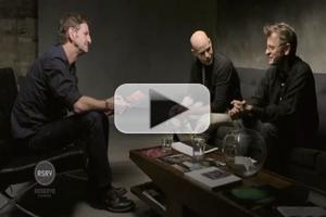 VIDEO: Mikhail Baryshnikov and Iraq War Photographer Ben Lowy Appear on CAPTURE