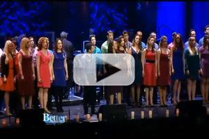 STAGE TUBE: Brian Stokes Mitchell and More Talk FROM BROADWAY WITH LOVE Sandy Hook Benefit