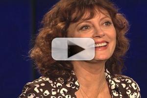 VIDEO: Sneak Peek - Susan Sarandon Guests on This Week's PROJECT RUNWAY