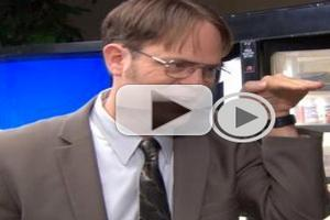 VIDEO: Sneak Peek - Dwight Hires a Junior Salesman on NBC's THE OFFICE