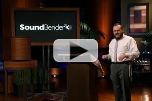 VIDEO: Sneak Peek - Rabbi Pitches iPad Sound Enhancer on ABC's SHARK TANK