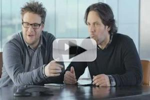 VIDEO: Paul Rudd & Seth Rogen Tease Samsung Super Bowl Ad