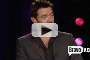 VIDEO: Sneak Peek - Hugh Jackman Chats HOUDINI on 'Inside the Actor's Studio'