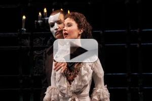 BWW TV: Watch THE PHANTOM OF THE OPERA's 25th Anniversary Cast in Action!