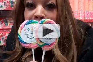 VIDEO: Wendy Williams Visits 'Dylan's Candy Bar' in NYC