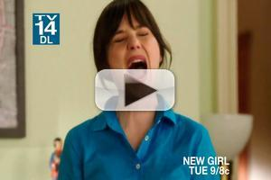VIDEO: Promo for NEW GIRL's 'Marriage'