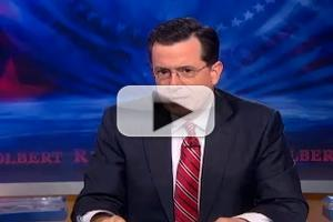 VIDEO: Deer Antler Doping on Comedy Central's THE COLBERT REPORT