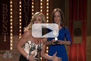 STAGE TUBE: Tony Award Winner Alice Ripley Makes an Appearance on 30 ROCK's Finale!