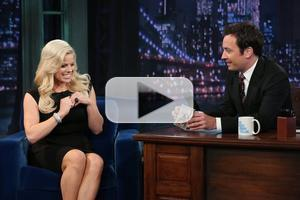 VIDEO: Megan Hilty Talks SMASH on 'Jimmy Fallon'