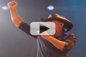 VIDEO: Sneak Peek - Tim McGraw Makes AUSTIN CITY LIMITS Debut, 2/22