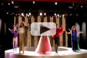 VIDEO: The New Directions Do DIVA on Next Week's All-New GLEE!