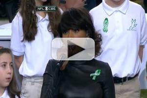 VIDEO: Sandy Hook Chorus and Jennifer Hudson Sing 'America the Beautiful' at Super Bowl