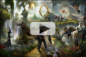 VIDEO: Game Day TV Spot for Disney's OZ THE GREAT AND POWERFUL