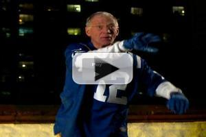 VIDEO: LATE SHOW With DAVID LETTERMAN's Super Bowl Promo