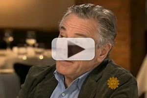 VIDEO: Robert DeNiro Appears in Rare Interview on CBS THIS MORNING