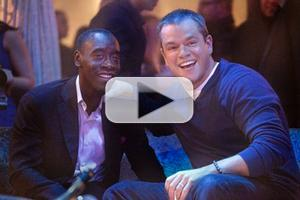 VIDEO: Sneak Peek - Matt Damon Guests on Showtime's HOUSE OF LIES