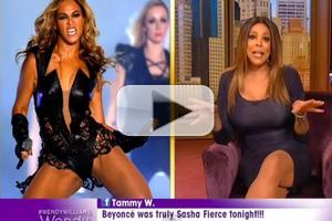 VIDEO: Wendy Williams on Beyonce's SUPER BOWL Halftime Show
