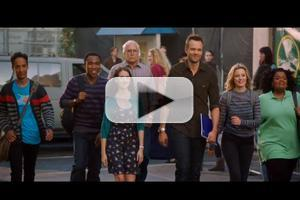 VIDEO: New HUNGER GAMES Inspired Trailer for COMMUNITY