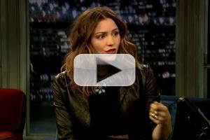 VIDEO: Katharine McPhee Chats SMASH on 'Jimmy Fallon'