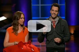 VIDEO: Sneak Peek - The 'Pillow Hoodie' on the Next SHARK TANK