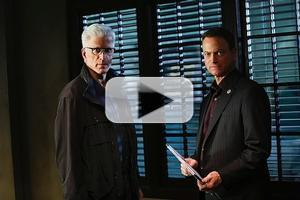 VIDEO: Sneak Peek - CSI & CSI: NY Team Up for Epic Crossover Episodes