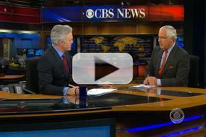 VIDEO: CBS EVENING NEWS Reports on Alabama Bunker Incident