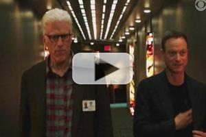 VIDEO: Sneak Peek - Tonight's Crossover Episode of CBS's CSI