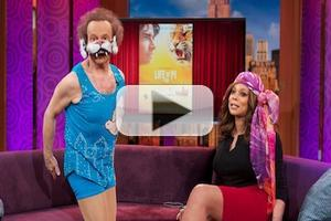 VIDEO: Wendy Williams Hosts Hairpiece Theatre with Richard Simmons