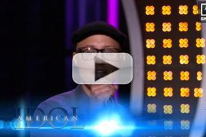VIDEO: Tensions Run High on Last Night's AMERICAN IDOL Hollywood Round