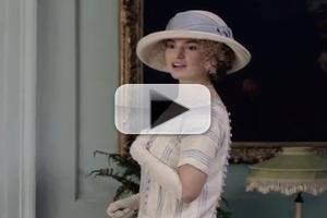 VIDEO: Sneak Peek - Lady Violet's Niece  Arrives on Next DOWNTON ABBEY
