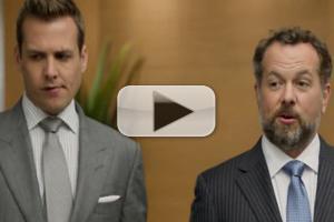 VIDEO: Sneak Peek - Daniel Hardman Returns on Tonight's SUITS on USA
