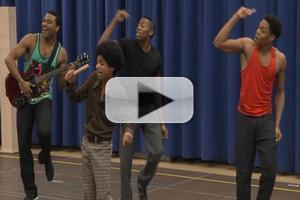 BWW TV: Chatting with Brandon Victor Dixon, Valisia LeKae and the Cast of MOTOWN; Plus a Performance Preview!