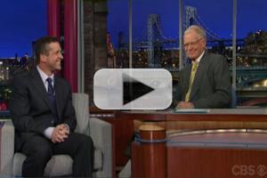 VIDEO: Sneak Peek - Ravens Head Coach John Harbaugh on Tonight's LATE SHOW