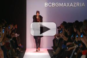 VIDEO: BCBG Max Azria F/W 2013 Show