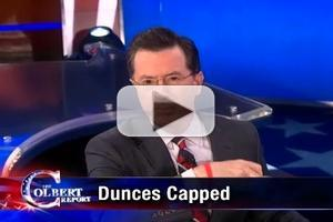 VIDEO: Social Media Breakthrough on Last Night's THE COLBERT REPORT
